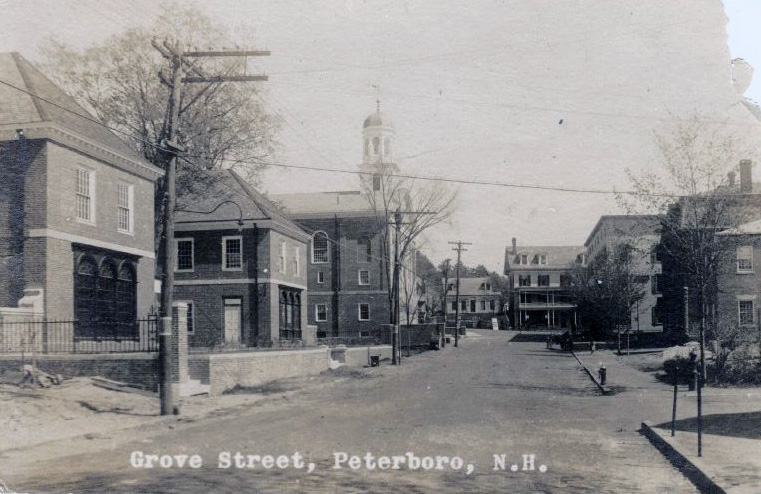 Historical Building about 1920