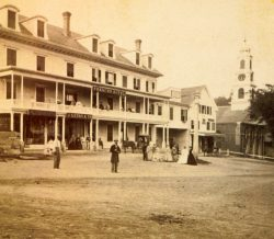 150 Years Ago Walking Tour
