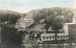 West Peterborough Mill Village