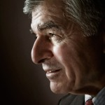 The Walter Peterson Forum for Civil Discourse features Governor Michael Dukakis