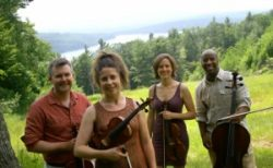 Apple Hill String Quartet Plays Bass Hall May 4