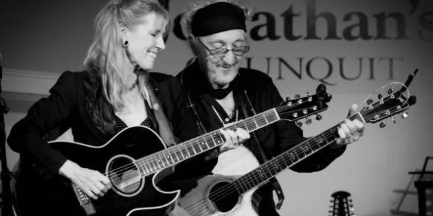 Aztec Two-Step featuring Rex Fowler & Friends- Peterborough Folk Music Society