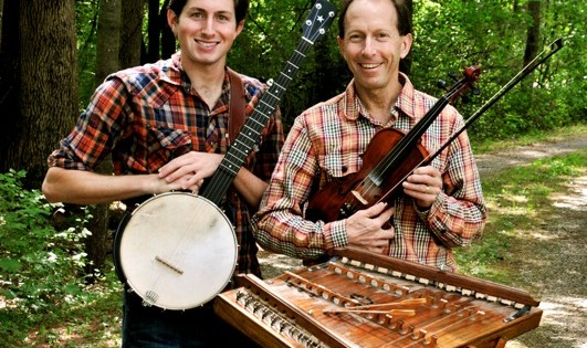 Music In Bass Hall: Ken and Brad Kolodner