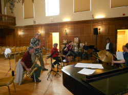 Rich Greenblatt Jazz Workshop