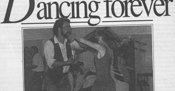 Dancing Forever in the Nelson Town Hall