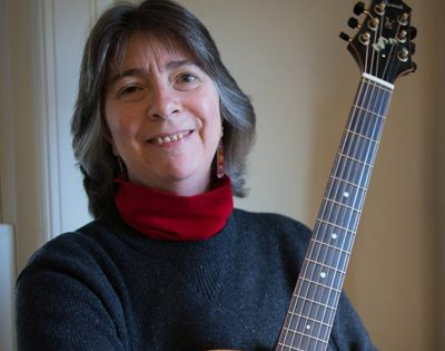 Music in Bass Hall presents Debra Cowan- Women and the Sea