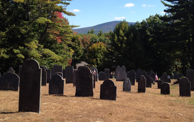 East Hill Graveyard Peterborough