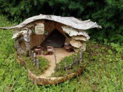 10th Annual Fairy House Day