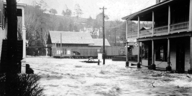 F is for Flood of 1936