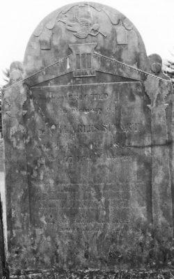 Gabriel Stone - East Hill Graveyard
