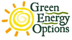 Green Energy Options logo
