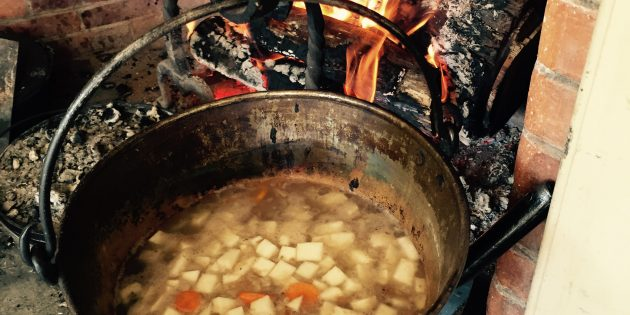 Hearth Cooking Saturday: Stretching the Dollar