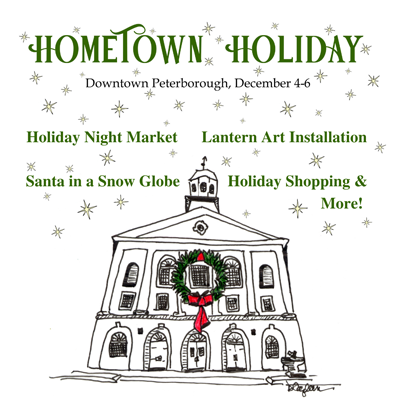 Hometown Holiday Event