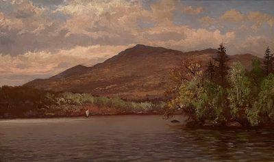 Monadnock from Thorndike Pond