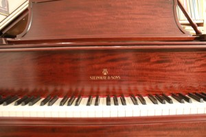 Steinway Model O grand for sale