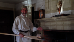 Hearth Cooking in the Phoenix Mill House