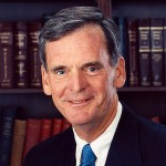 The Walter Peterson Forum for Civil Discourse, Judd Gregg, keynote speaker