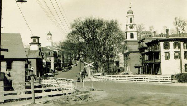 Peterborough in 1921