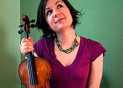 Music in Bass Hall: Lissa Schneckenburger