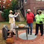 Living History at the Phoenix Mill House