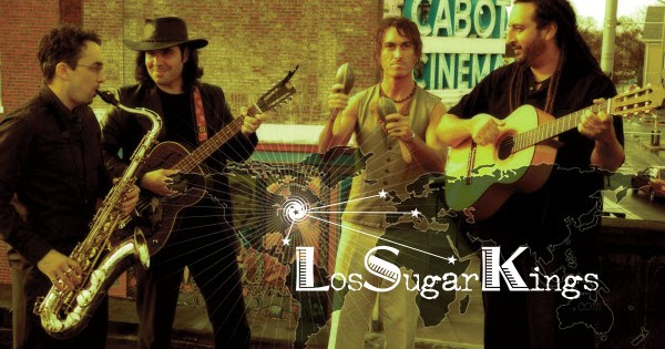 Los Sugar Kings in Bass Hall