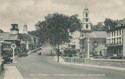 Downtown Main Street, Peterborough