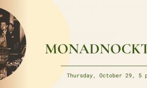 Monadnocktails: A Cocktail Hour Celebrating Our 118th Annual Meeting