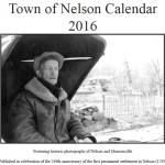 Nelson History Calendar