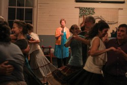 Dancers in Nelson (Lisa Sieverts calling)