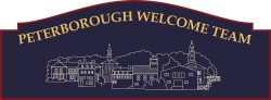 Peterborough Welcome Team Logo