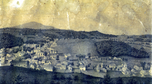 Peterborough circa 1840