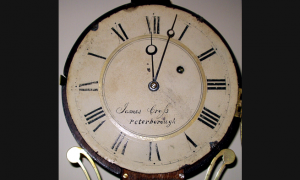 James Cross Clock