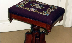 Briggs' Patent Portable Piano Stools