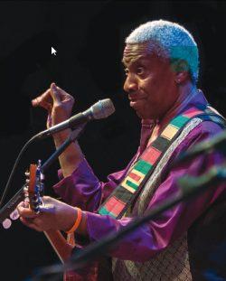 Music in Bass Hall: Reggie Harris - The Monadnock Center