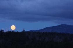 Monadnock Moon