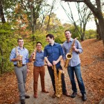 Music in Bass Hall: Asylum Quartet