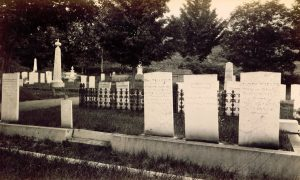 Village Cemetery Tour: Women's Lives in the 19th Century