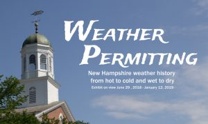 Weather Permitting Exhibit Opening