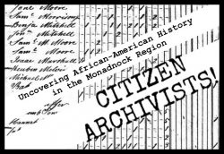 Citizen Archivists Button