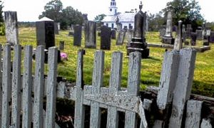 Lunch and Learn: Historic Gravestones in the Monadnock Region