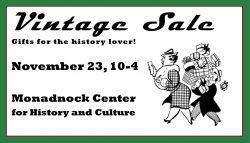 Vintage Sale November 23 Gifts with a vintage flavor