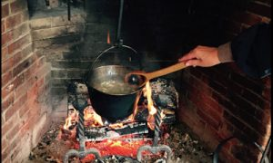 Hearth Cooking Saturday: Traditional Thanksgiving