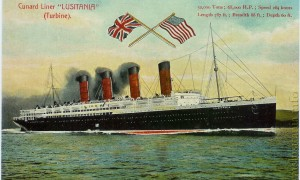 The Lusitania Disaster and the Seccombe Family of Peterborough
