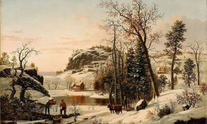 Lunch and Learn: Winter Life in the 19th Century