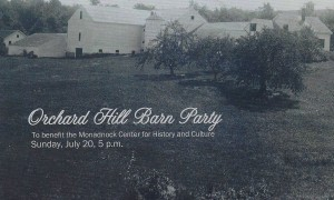 Orchard Hill Barn Party