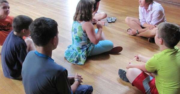 Find Your Voice: Writing Camp for Young Authors